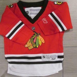 NHL Reebok Chicago Blackhawks Hockey Jersey